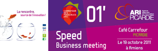 Speed-business-meeting